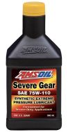 Amsoil Synthetic Severe Gear Lubricant, SAE 75W-110