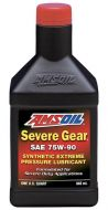 Amsoil Synthetic Severe Gear Lubricant, SAE 75W-90