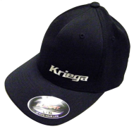 Kriega Flexfit Cap, Black