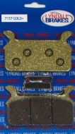 Lyndall Brake Pads, Rear, Touring 1986-1999