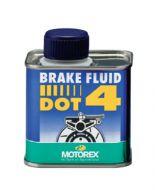 Motorex Brake Fluid, DOT 4
