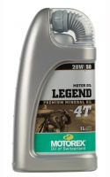 Motorex Legend 4T Motorcycle Oil, SAE 20W-50