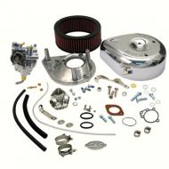 S&S Super E Carburetor Kit, Big Twins 1966-1978