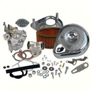 S&S Super E Carburetor Kit, Sportster 2004-2006