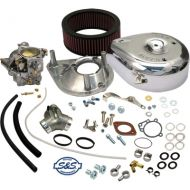S&S Super E Carburetor Kit, Sportster 1991-2003