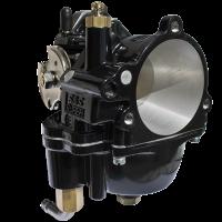 S&S Super G Carburetor Assembly (Carb Only), Black
